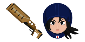 Rainbow Six Siege Hibana X-Kairos Launcher