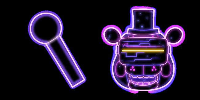 Five Nights at Freddy's VR Toy Freddy