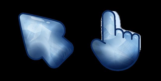 Materials Blue Calcite