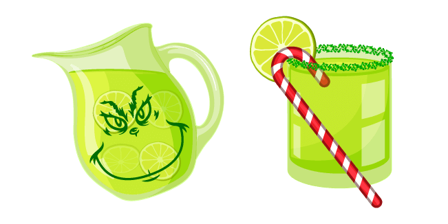 Christmas Grinch Cocktail