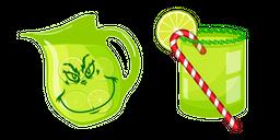 Christmas Grinch Cocktail Curseur