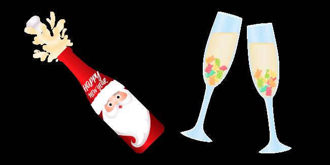 Christmas Kids Champagne