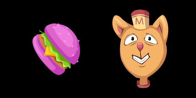 Undertale Burgerpants and Glamburger