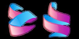 Ribbon Cursor