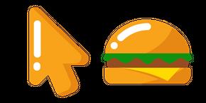 Minimal Burger Cursor