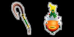 Fortnite Fa-la-la-la Fishstick and Holiday Hook Curseur