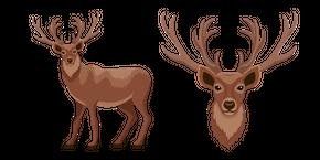 Deer Curseur