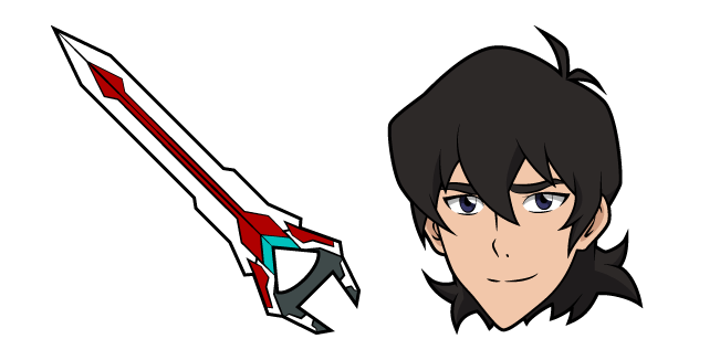 Voltron Keith and Sword