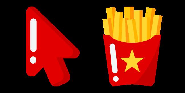 Minimal French Fries
