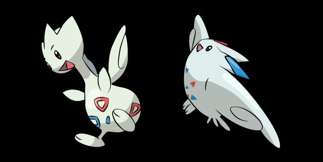 Pokemon Тогетик и Тогекисс