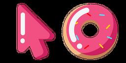 Minimal Donut Cursor