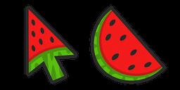 Watermelon Arrow Cursor