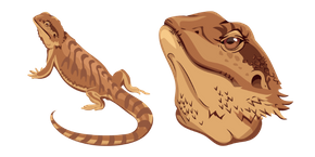 Bearded Dragon Cursor