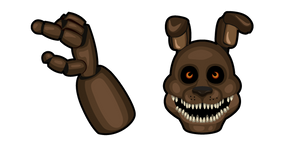 Fazbear Frights 2 Fetch Cursor