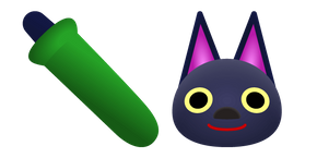 Animal Crossing Kiki Cursor