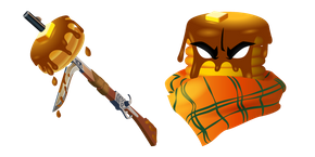 Fortnite Mancake and Josie Cursor