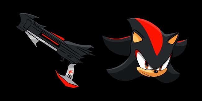 Sonic Ёж Шэдоу и Оружие