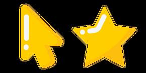 Minimal Star Cursor