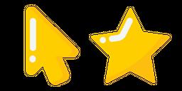 Minimal Star Curseur