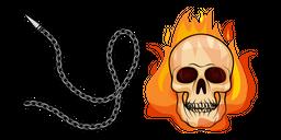 Ghost Rider Chain Curseur