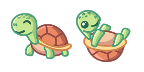 Cute Turtle Cursor