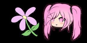 Gacha Life Sakura and Flower