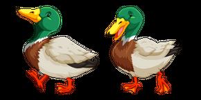 Duck Curseur