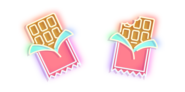 Neon Chocolate