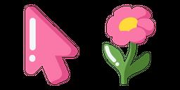 Minimal Flower Cursor