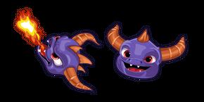 Skylanders Spyro Cursor