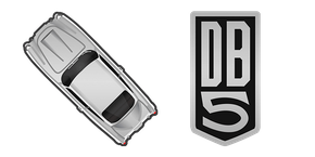 Курсор Aston Martin DB5