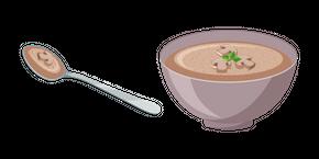Mushroom Soup Curseur