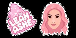 Leah Ashe and Logo