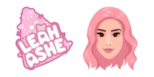Leah Ashe and Logo