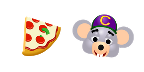 Roblox Chuck E. Cheese and Pizza Cursor