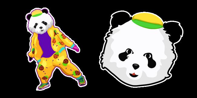 Just Dance Панда