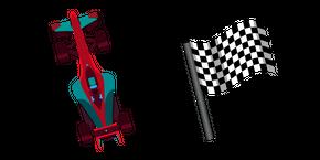 Курсор Формула-1