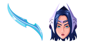 League of Legends Irelia The Blade Dancer Cursor
