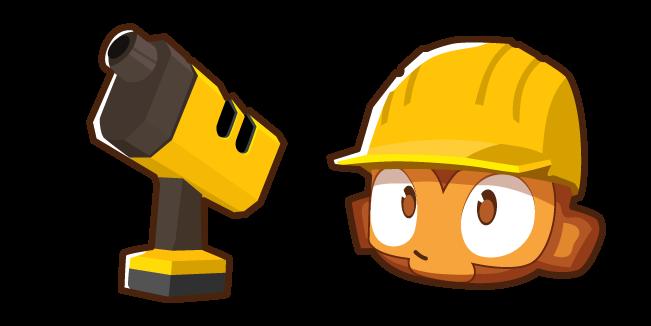 Bloons Tower Defense 6 Engineer Monkey