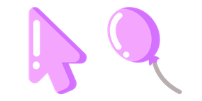 Minimal Balloon Cursor