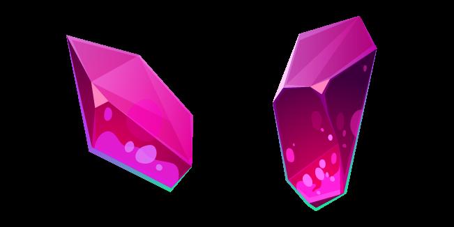 Magenta Crystal