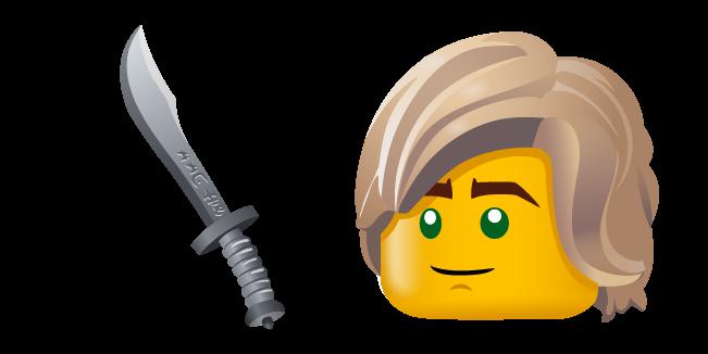 LEGO Ниндзяго Ллойд Гармадон и Меч