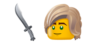 LEGO Ninjago Lloyd Garmadon and Sword Cursor