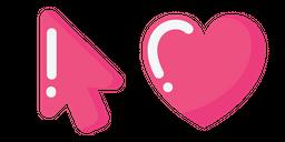 Minimal Heart Cursor