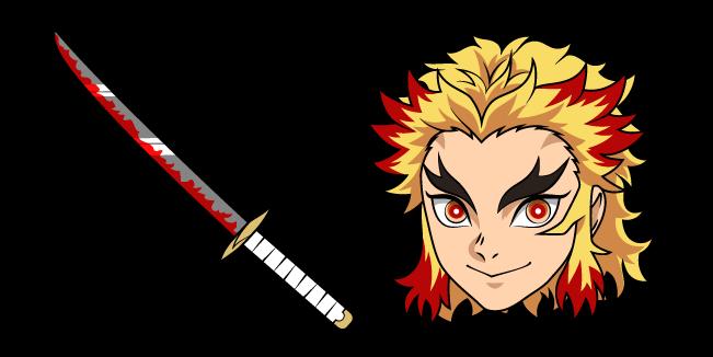 Demon Slayer Kyojuro Rengoku
