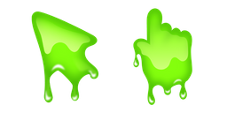 Green Slime Cursor