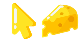 Minimal Cheese Cursor
