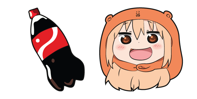 Himouto! Umaru-Chan Истинная Умару Дома и Кола