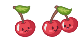 Cute Cherry Cursor