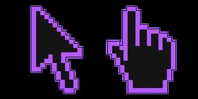Heliotrope Pixel Cursor